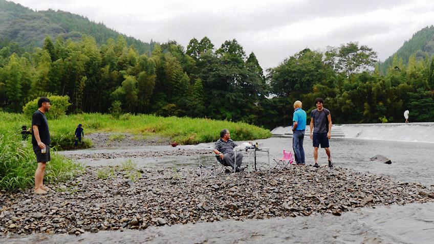 「野外活動、キャンプなどの川での活動」に関する安全対策研修会のご案内