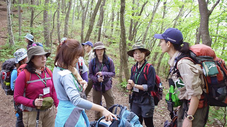 【求人】東京都レンジャー(東京都自然保護指導員)の募集