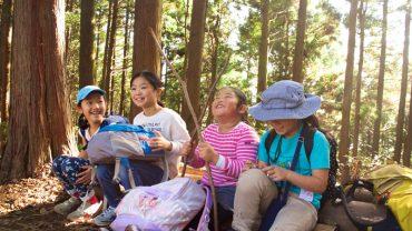 2017年度 こども自然教室 参加者募集!~東京近郊の小中学生向けに、四季折々の野外教育活動を展開