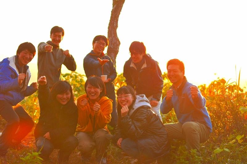 2019年度学生リーダー養成講座 in 柏崎ゆめのもり公園