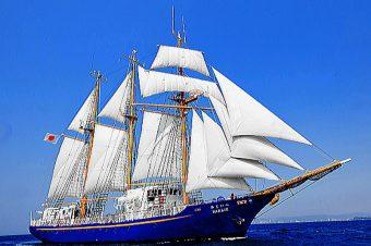 帆船みらいへ「春休み特別企画」牛窓港