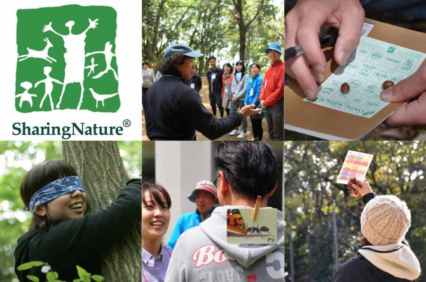 「自然が好き!」を資格にする。ネイチャーゲームリーダー養成講座(秋の開催)