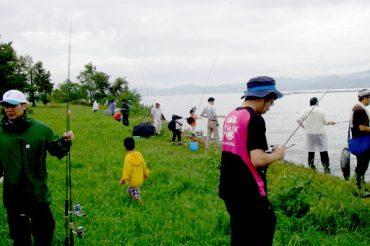 琵琶湖外来魚駆除大会(2019.09.08)